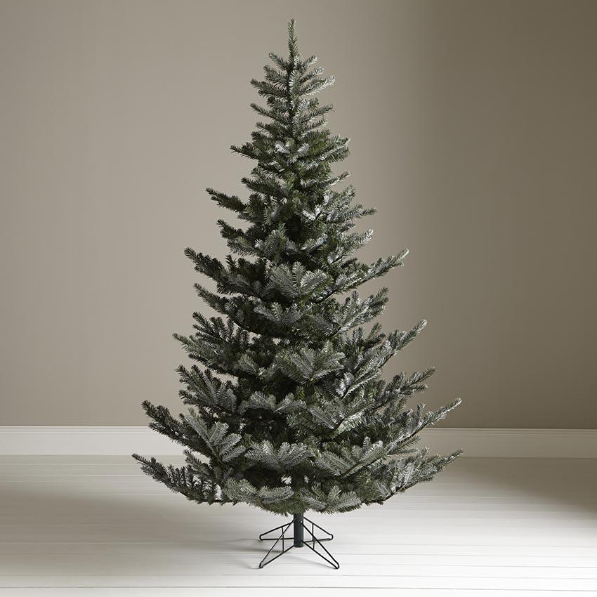 john lewis 7ft helsinki silver spruce xmas christmas tree 21m tall 225 rrp - 7 Ft Christmas Tree