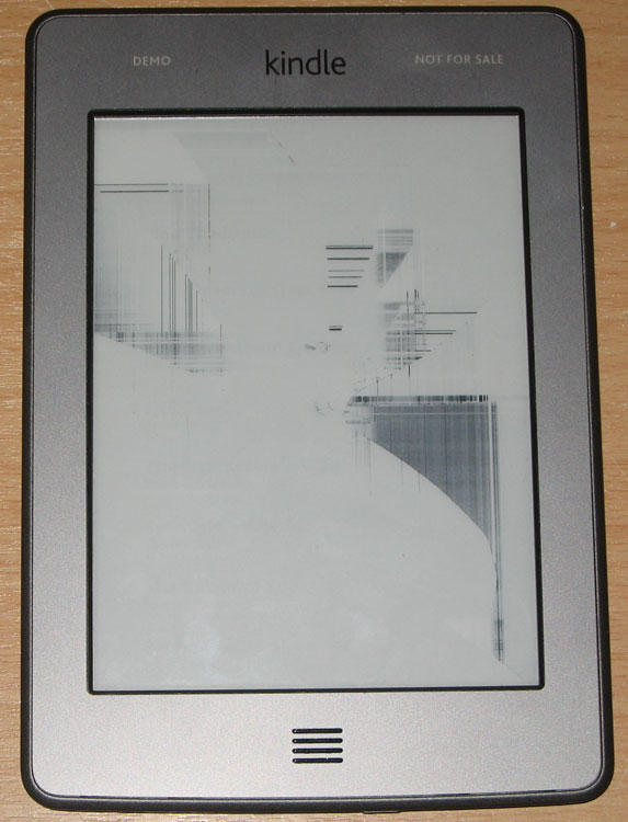 D01200 Amazon Kindle Demo Unit Broken Screen - For Spares Repairs